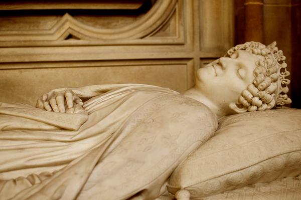 Adélaïde de Bourbon Penthièvre. James Pradier.