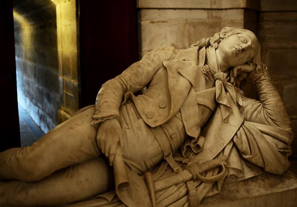 Comte de Beaujolais. James Pradier.