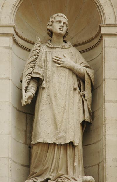 Saint Etienne. Joseph Marius Ramus.