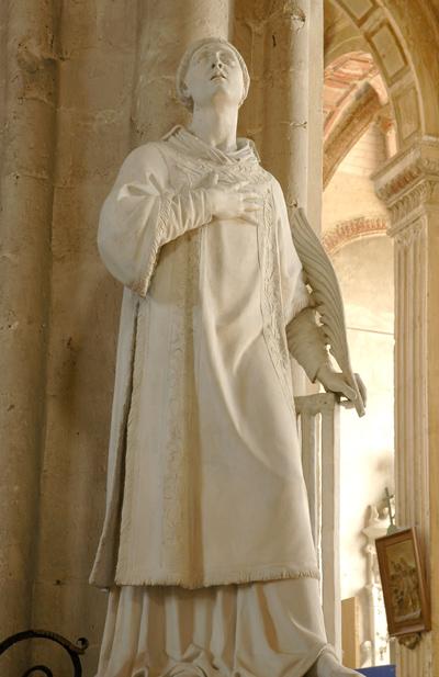 Saint Laurent. Marius Ramus