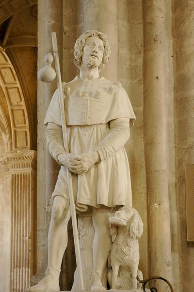 Saint Roch. Marius Ramus.
