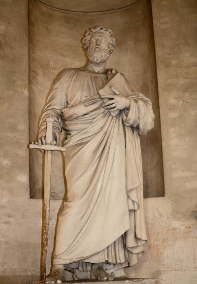 Saint Jean. Antoine Romagnesi