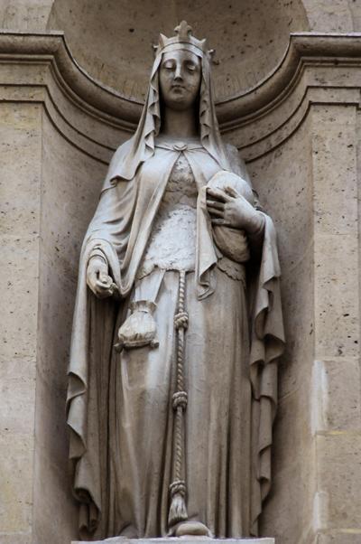 Saint Elisabeth. E Thomas.