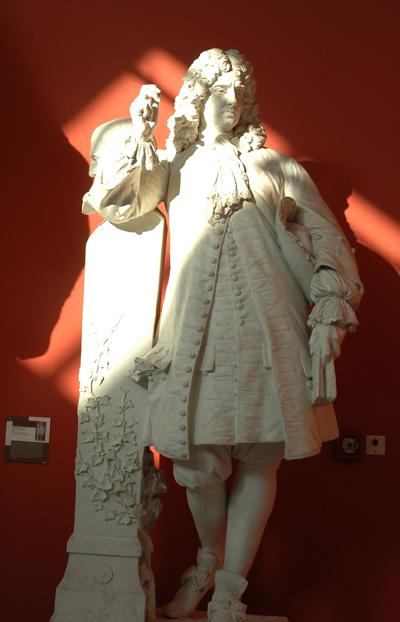 La Bruyère. Gabriel Thomas.