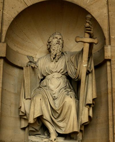 Saint Thomas. Emile Thomas