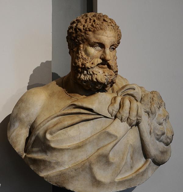 Hercule. Anonyme.