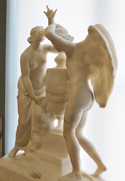 Monument à la mémoire d'une jeune fille. Etienne d'Antoine.