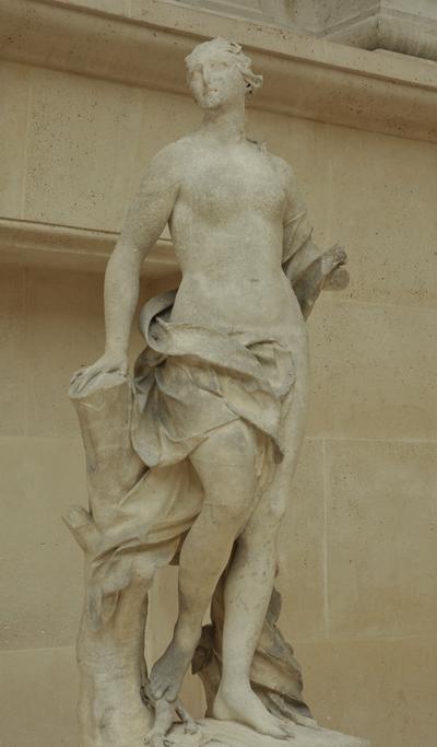 Pomone. François Barois.