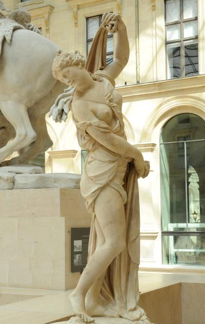 Venus callipyge. François Barois