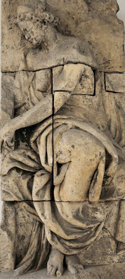 Figure féminine. Pierre 1er Biard.