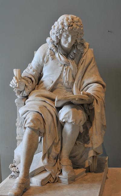 Racine. Simon Louis Boizot.