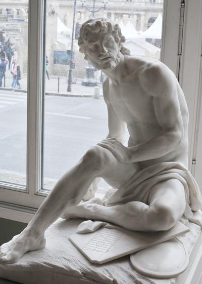 Archimède. Simon Louis Boquet.