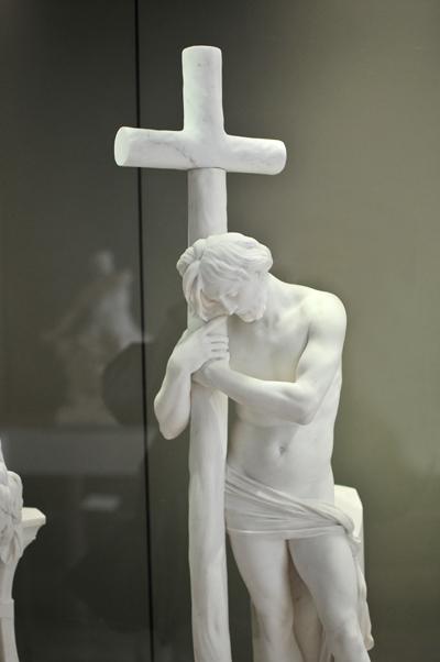 Christ à la Croix. Edme Bouchardon.