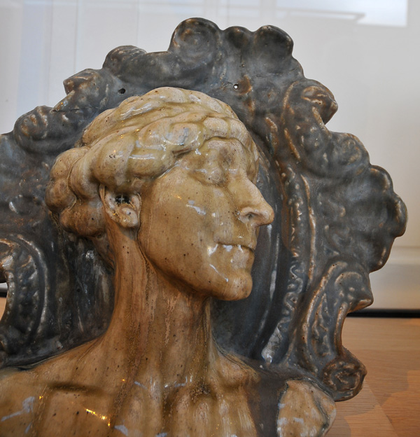 Aphrodite. Antoine Bourdelle.