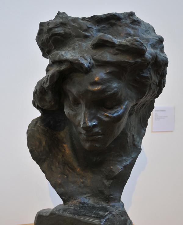 Drame intérieur. Antoine Bourdelle.
