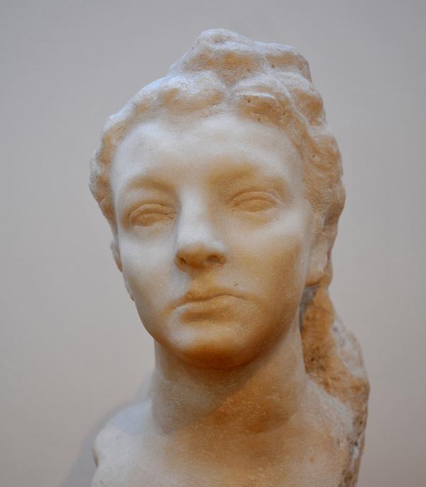 Jeanne Prinet. Antoine Bourdelle.