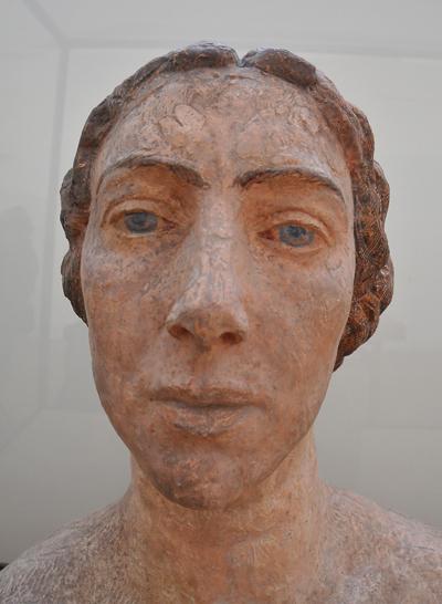 Madame Zetlin. Antoine Bourdelle.