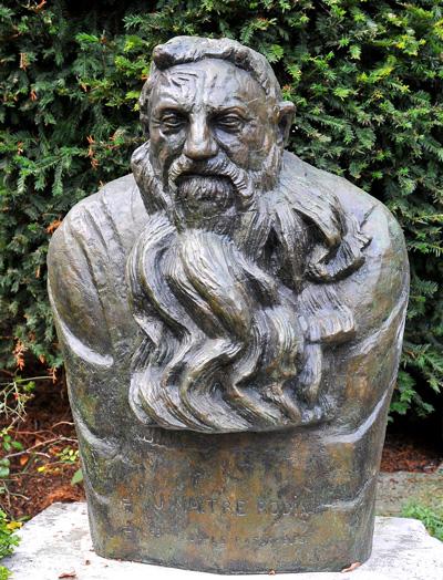Rodin. Antoine Bourdelle.