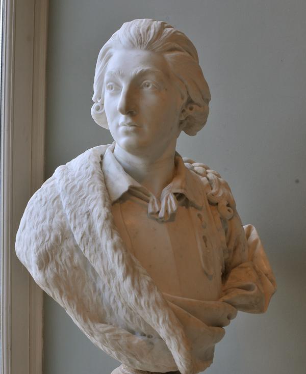 Louis de Bauffremont. Luc Breton