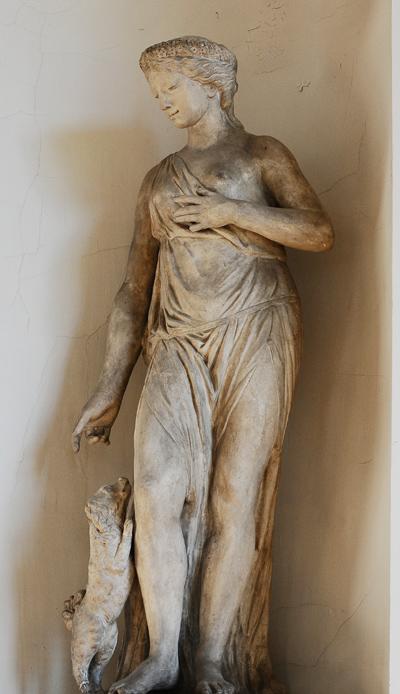 La Fidélité. Charles Antoine Bridan.