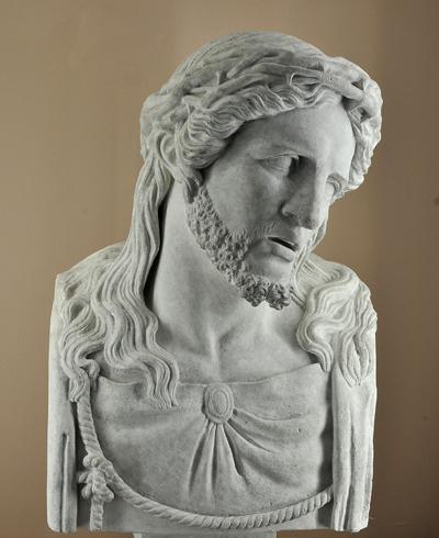 Christ aux Liens. Paul Cabet.
