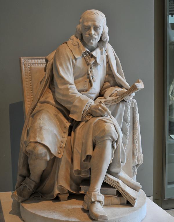 Corneille. Jean Jacques Caffieri.