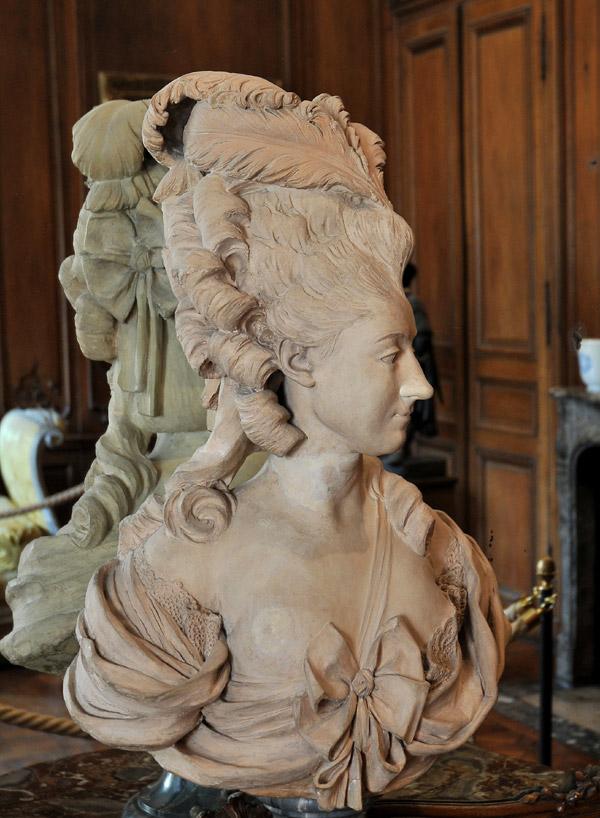 Dorothée Luzy. Jean Jacques Caffieri.