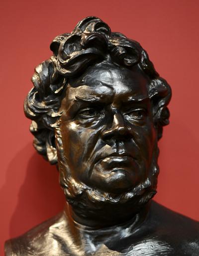 Beauvois. Auguste Rodin.