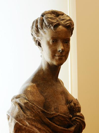 Mme Fiocre. Jean Baptiste Carpeaux.
