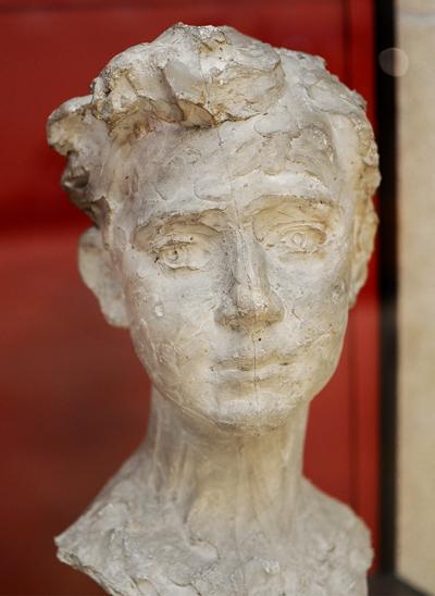 Le Prince impérial. Jean Baptiste Carpeaux.