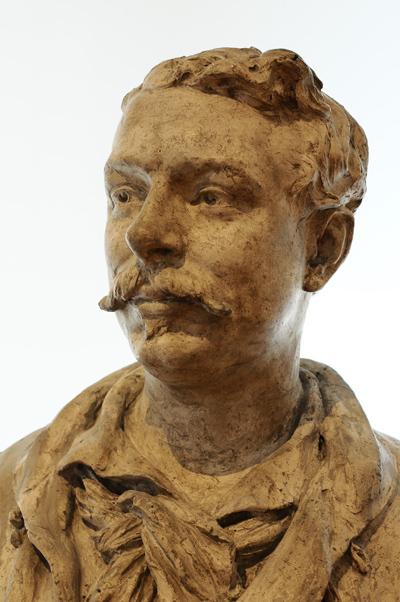 M. Welles de la Valette. Jean Baptiste Carpeaux.