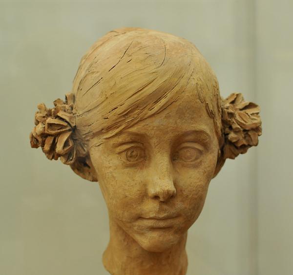 Linette Aman-Jean. Alexandre Charpentier