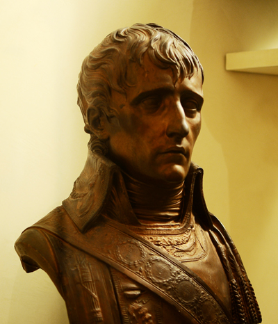 Napoléon Bonaparte. Joseph Chinard.