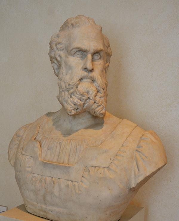 Michel Ange. Jean Baptiste Auguste Clesinger