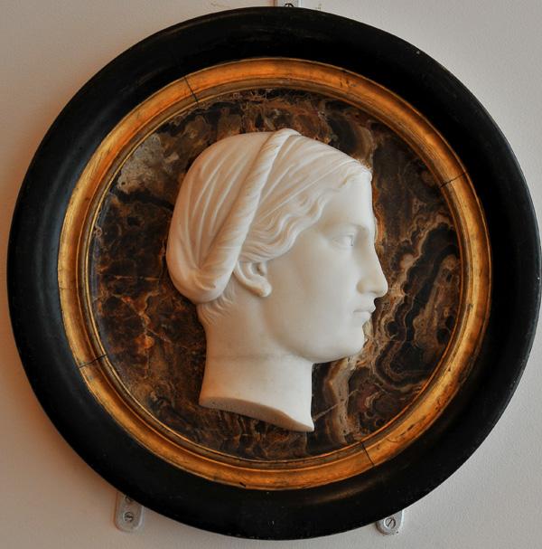 Femme grecque. Charles Cordier