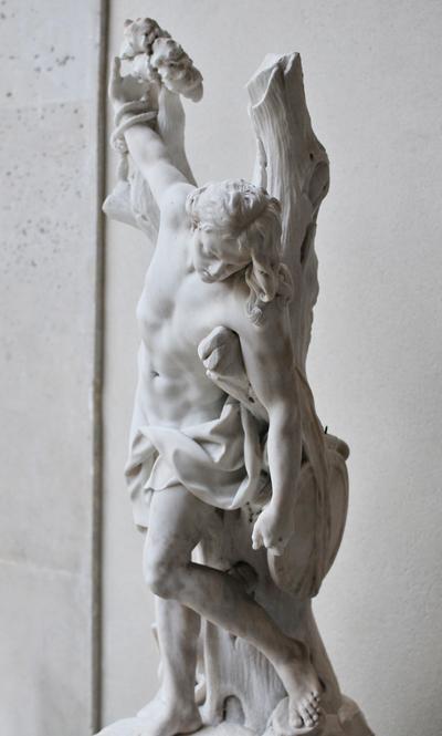 Saint Sébastien. François Coudray.