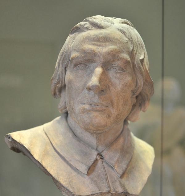 Pierre François d'Arènes de la Tour. Guillaume 1er Coustou.
