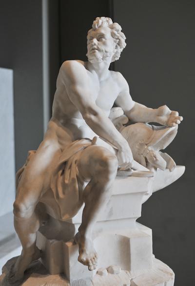 Vulcain. Guillaume II Coustou.