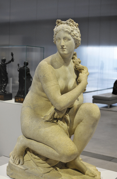 Vénus accroupie. Antoine Coysevox.