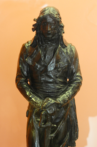 Lazare Carnot. Jules Dalou.