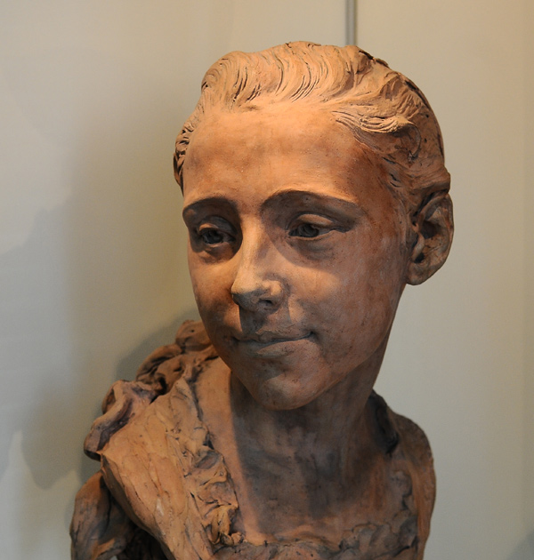 Angélique Morand. Jules Dalou.