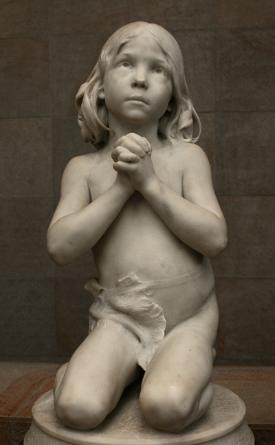 Saint Jean Baptiste. Jean Dampt.