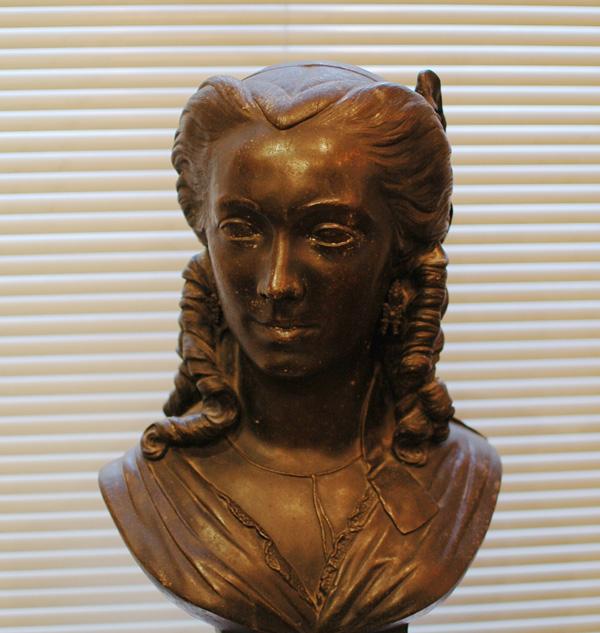 Rose Marie Cizos. Jean Pierre Dantan