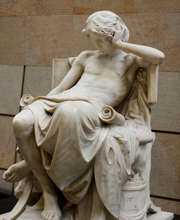 La Jeunesse d'Aristote. Charles Degeorge