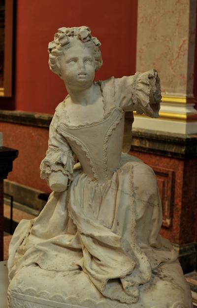 Mlle Bonnier de la Mosson. François Dubois.