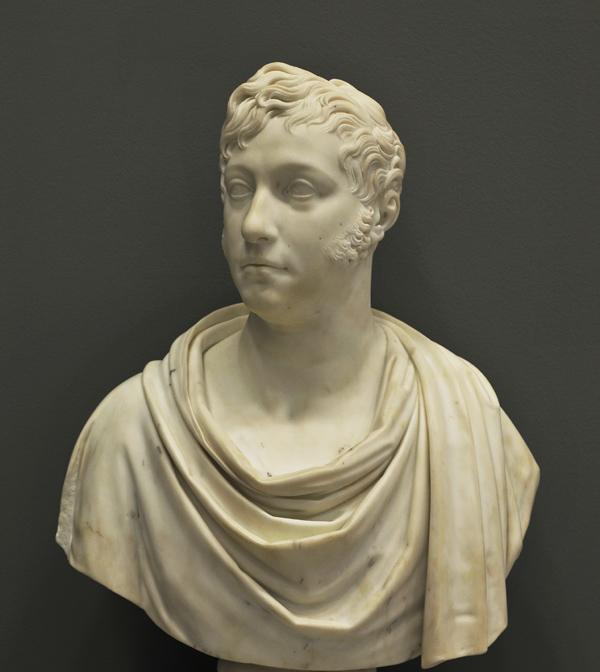 Baronne Daru. Antonio d'Este.