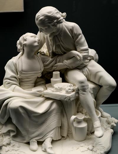 Annette et Lubin. Etienne Maurice Falconet.