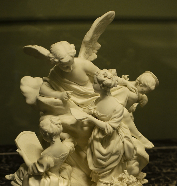 L'Education de l'amour. Etienne Maurice Falconet.