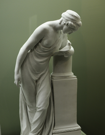Mélancolie. Etienne Maurice Falconet.