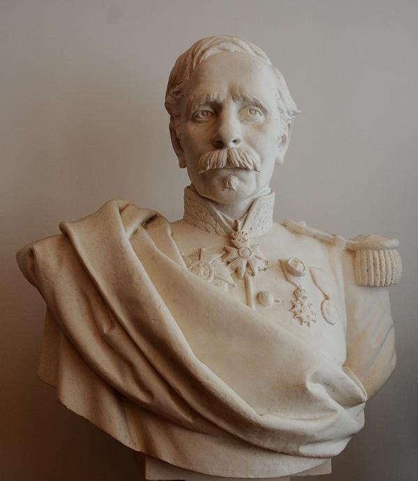 Le général d'Aigremont. Jean Jules Frère.